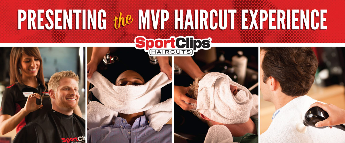 The Sport Clips Haircuts of Cibolo MVP Haircut Experience
